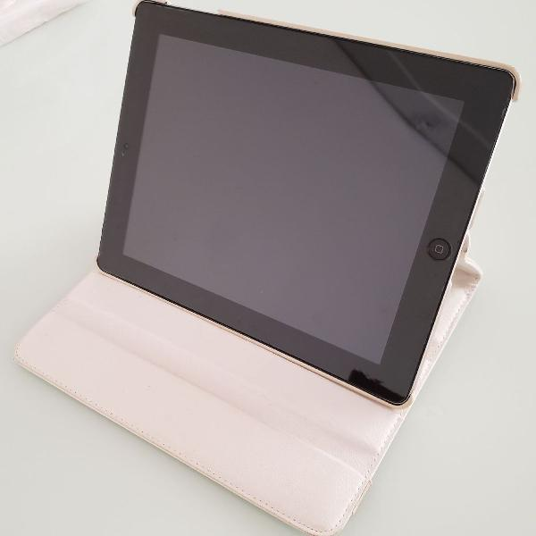 Ipad 2 32gb wi-fi + capa protetora