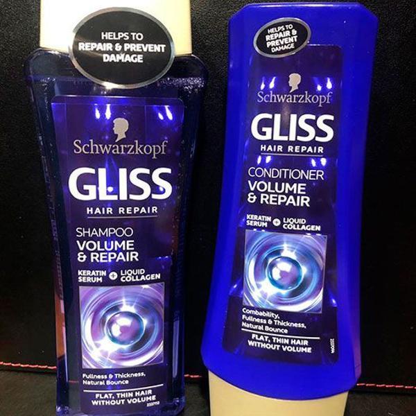 Kit shampoo e condicionador schwarzkopf