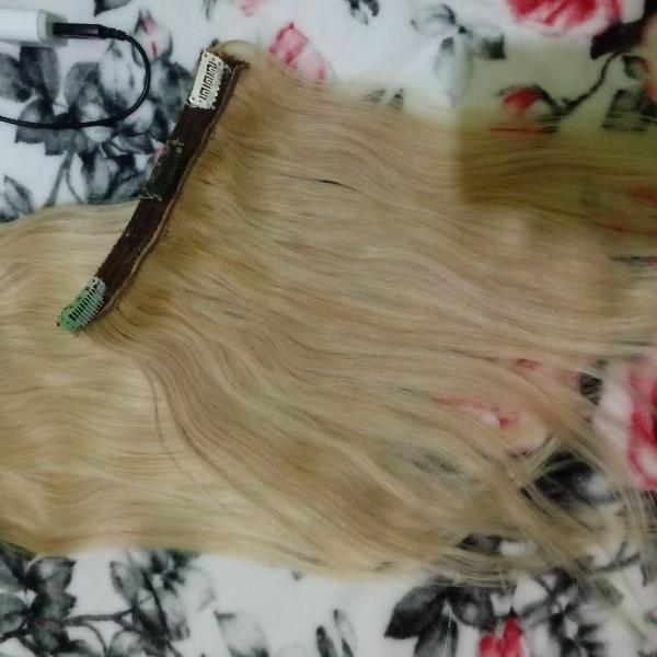 Mega hair de tic tac