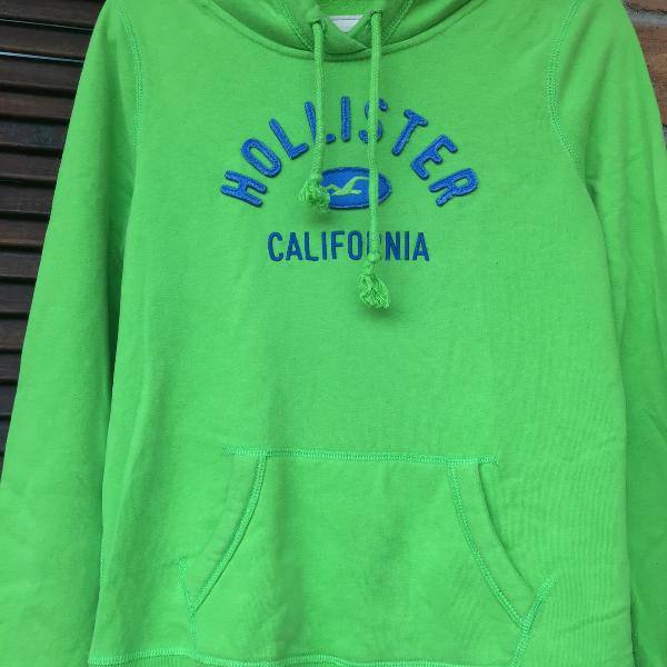 Moletom original hollister