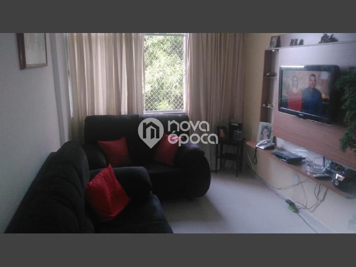 Campinho, 2 quartos, 1 vaga, 62 m² Rua Teles, Campinho,