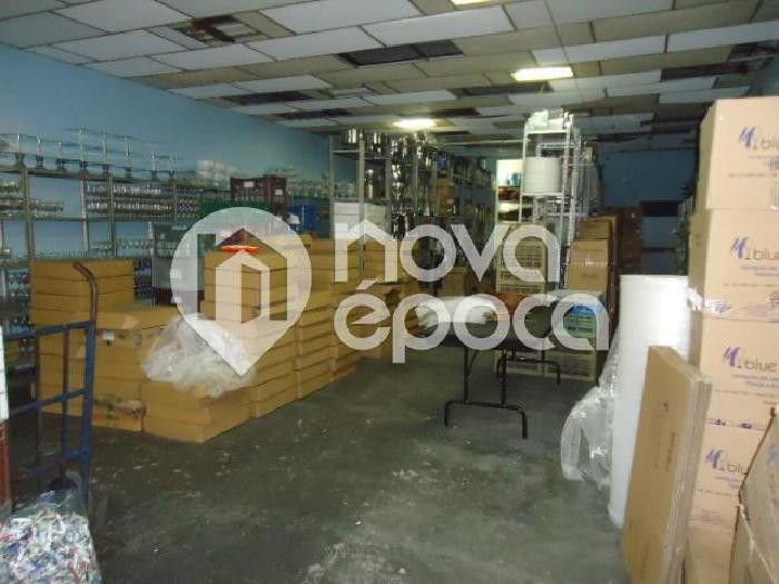 Engenho Novo, 3 vagas, 1200 m² Avenida Marechal Rondon,