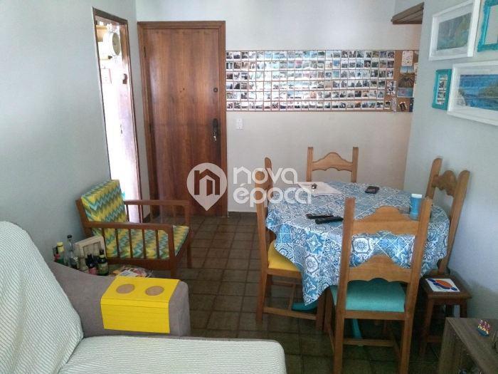 Engenho de Dentro, 2 quartos, 1 vaga, 53 m² Rua Curupaiti,