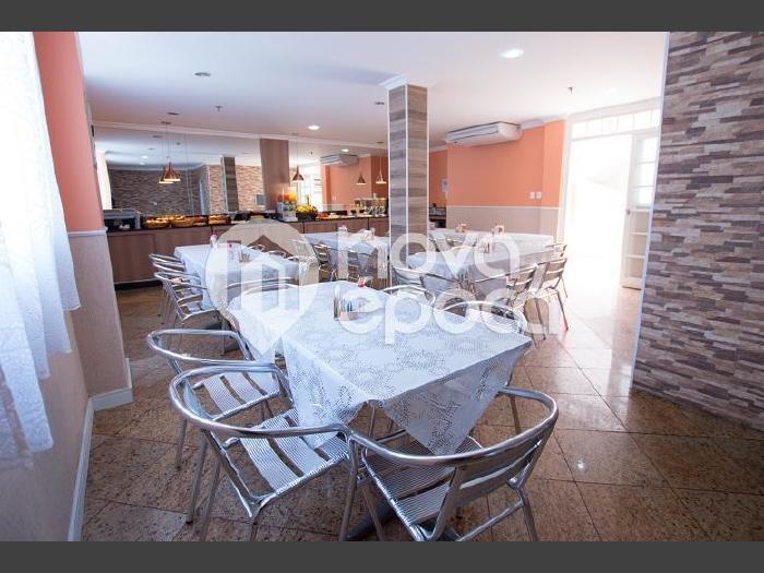 Flamengo, 30 salas, 6 vagas, 856 m² Rua Ferreira Viana,