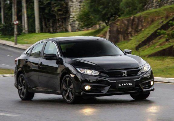 Honda civic g10 2018 com parcelas de 1.097,00