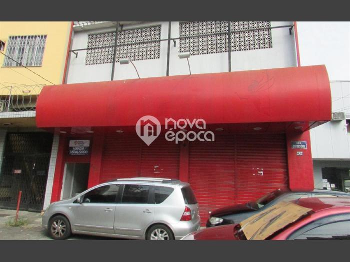 Méier, 10 vagas, 614 m² Rua Aristides Caire, Méier, Zona