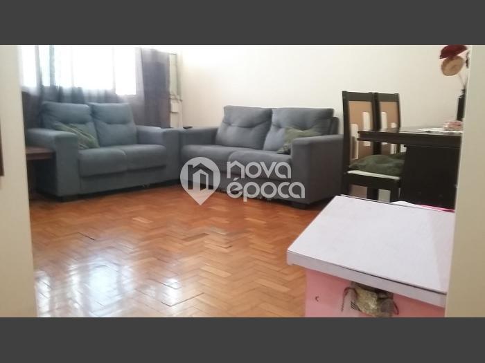 Méier, 2 quartos, 1 vaga, 71 m² Rua Dias da Cruz, Méier,