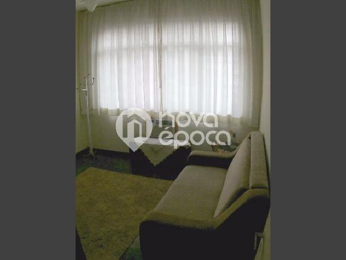 São Francisco Xavier, 1 quarto, 1 vaga, 50 m² Rua São
