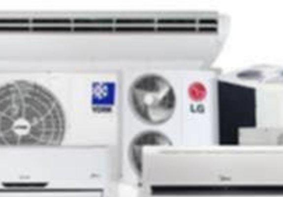 Ar condicionado e elétrica
