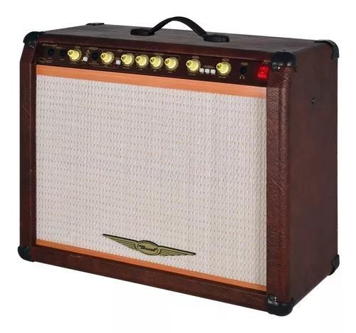 Amplificador combo guitarra 15 pol 220w oneal ocg 1501