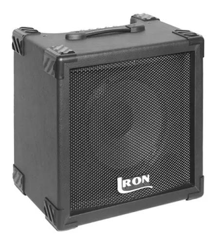Amplificador cubo baixo iron 150 12 80wrms + enc brinde 4c