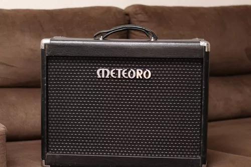 Amplificador cubo caixa para guitarra meteoro mgv7 valvulado