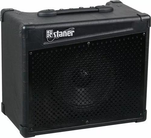 Amplificador cubo de guitarra staner shout 50g 30w 1x8