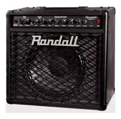 Amplificador cubo guitarra randall rg-80 80 watts