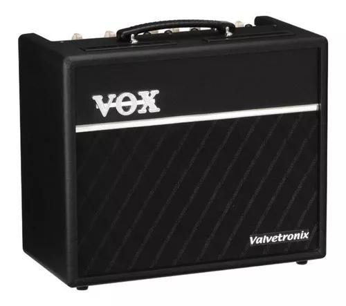 Amplificador cubo guitarra vox valvetronix vt20+ 20w