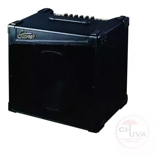 Amplificador cubo staner baixo shout 215b - com nf garantia.