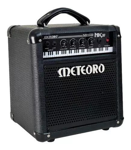 Amplificador cubo teclado meteoro nk-30