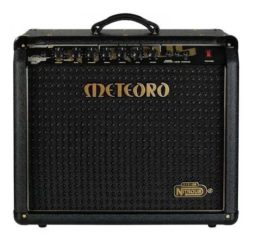 Amplificador guitarra meteoro nitrous gs-100 100w - bivolt