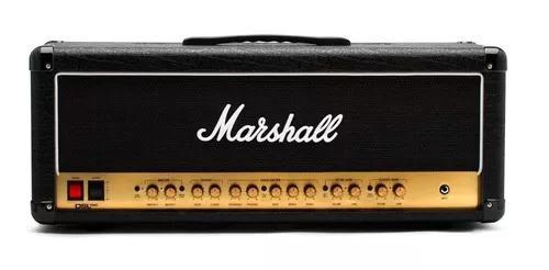 Amplificador marshall dsl100hr - valvulado