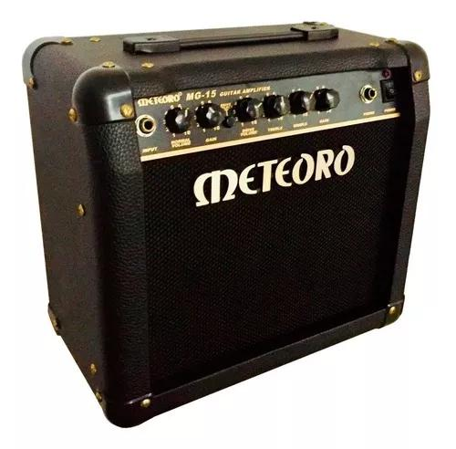 Amplificador meteoro mg-15 para guitarra 15 watts