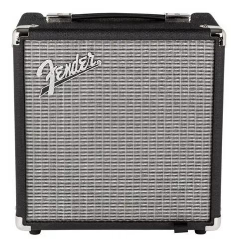 Amplificador para baixo fender rumble 15 v3, 15w