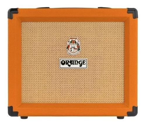 Amplificador para guitarra orange, modelo crush 20 rt