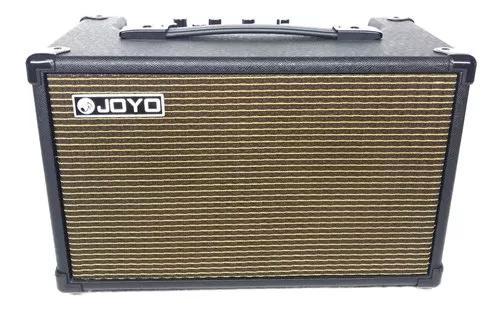 Amplificador para violão joyo ac-40 watts + frete grátis!