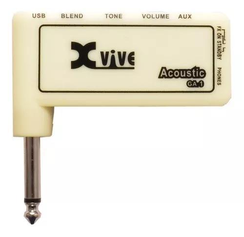 Amplificador portatil xvive - amplug p/headphone