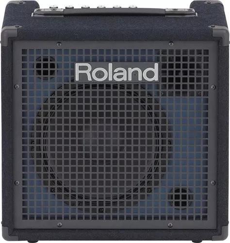 Amplificador teclado roland kc 80 50w 3 canais kc-80