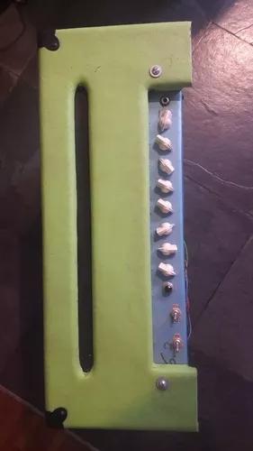 Amplificador valvulado fender 5e3 deluxe kit pra terminar