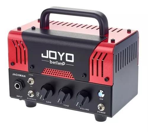 Amplificador valvulado joyo bantamp jackman 20 watts + frete