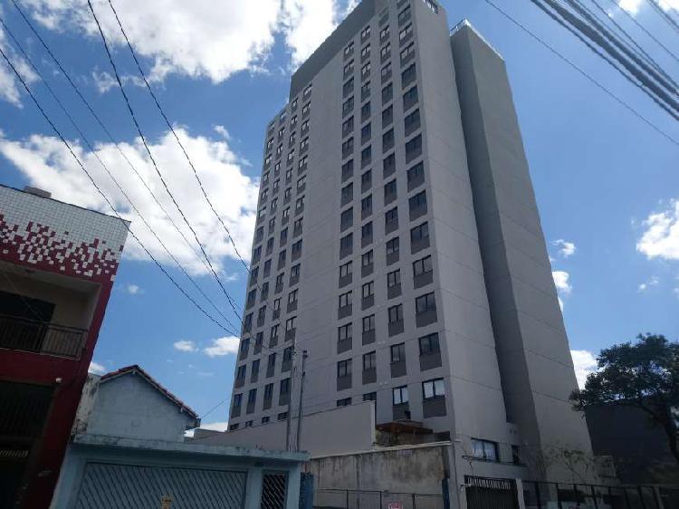 Apartamento com 1 quarto para alugar, 26 m² por r$