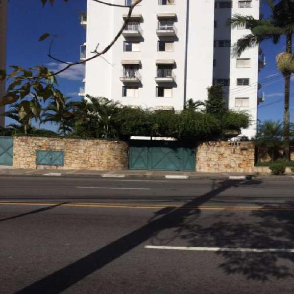 Apartamento com 2 quartos para alugar, 86 m² por r$