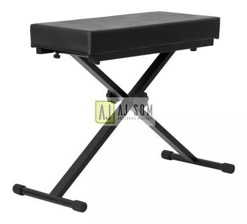 Banco,assento,banqueta portátil e dobrável p/piano,teclado