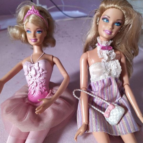 Barbie bailarina mattel original