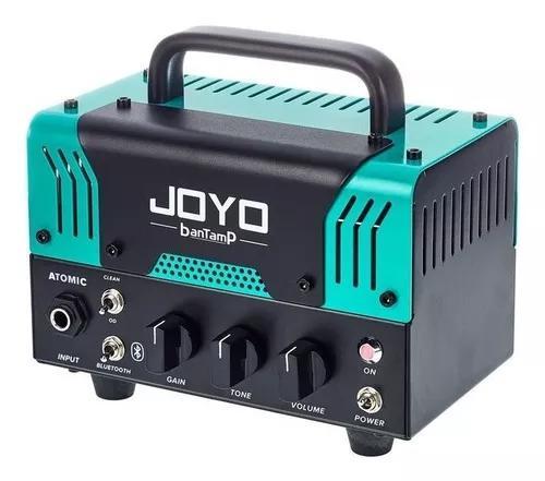 Cabeçote valvulado joyo atomic bantamp 20 watts
