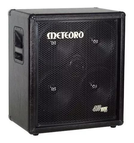 Caixa acústica contra baixo meteoro 410 bs 200w rms