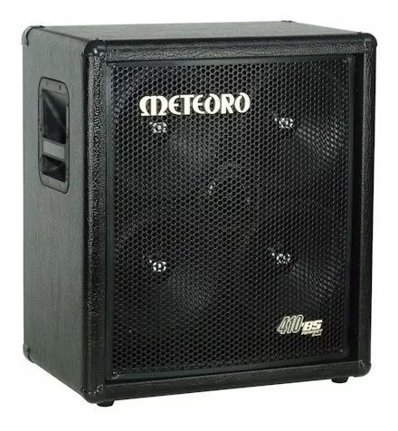Caixa acústica meteoro 410bs amplificador cubo 410 bs