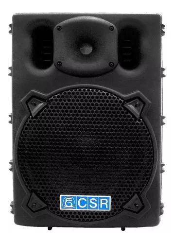 Caixa acústica passíva csr 2500 10 polegadas s
