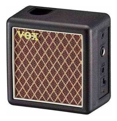 Caixa acústica vox amplug cabinet ap2-cab - 2w + bateria 9v