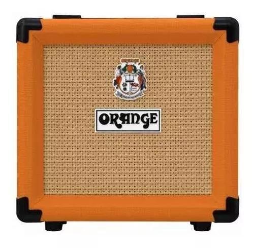 Caixa orange para guitarra ppc 108 20w - envio