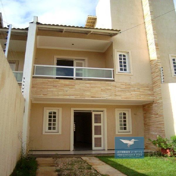 Casa com 3 quartos à venda, 127 m² por r$ 300.000 cod.