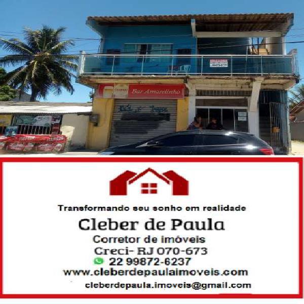 Casa com 3 quartos para alugar, 100 m² por r$ 1.200/mês