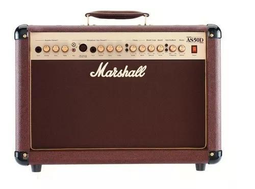 Combo marshall as50d amplificador de 50w