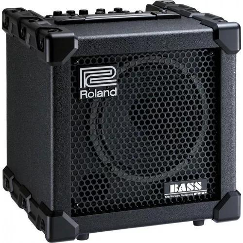 Cubo amplificador de baixo roland cb-20xl