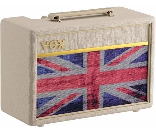 Cubo amplificador guitarra vox pathfinder 10-uj union jack