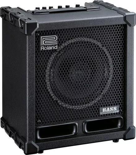 Cubo amplificador profissional roland para baixo cube-60xl