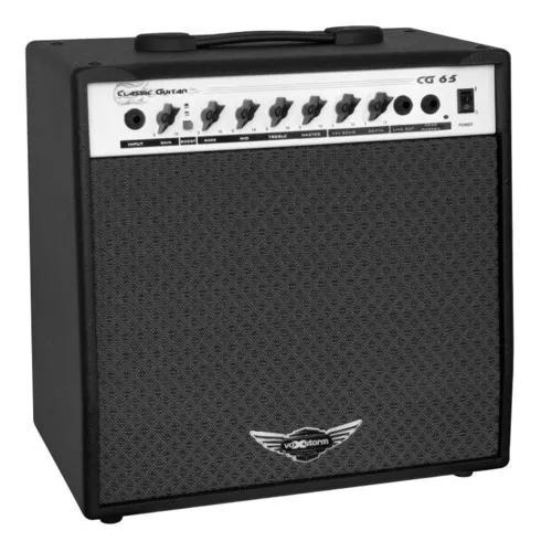 Cubo amplificador voxstorm classic guitar cg65 af10'' 40w