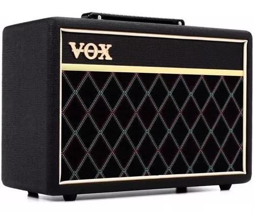 Cubo caixa amplificador contra baixo vox pathfinder bass 10w
