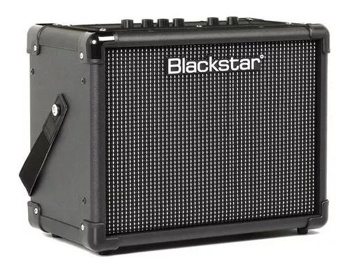 Cubo guitarra blackstar id core 10 10w efeitos. loja !